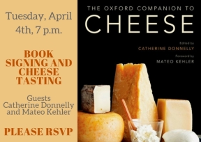 Book Signing and Cheese Tasting (1)
